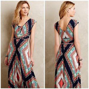 RARE! Anthro Verda Maxi Dress
